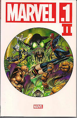 Marvel Comics - Marvel Point One 2 - Softcover - NEW