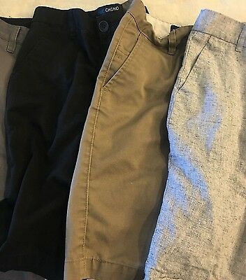 EUC COOL NAME BRAND Tillys Chino Blue Crown, RVCA Lot 4 Boy Mens Shorts Size 28