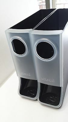 2 Keurig K-Cup Holder Storage Container Slim Caddie Kitchen Coffee Tea