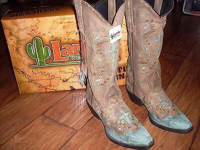Women's Cowboy Boots Size 10 New in box