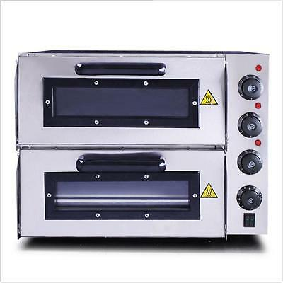 Electric Oven Double Cake Cake Oven Large Oven Equipment Electric Oven