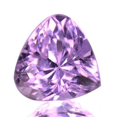 4.34 Ctw Stunning Pear Luster Spark Pink Natural Best Selling Kunzite