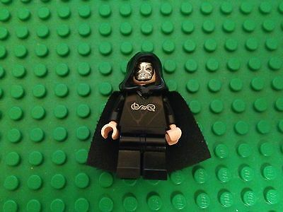 Lego Harry Potter Lucius Malfoy Death Eater With Hood Cape Minifig From 4867