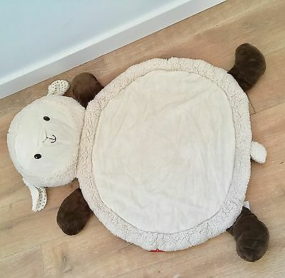 Fisher Price My Little Lamb Plush Floor Mat