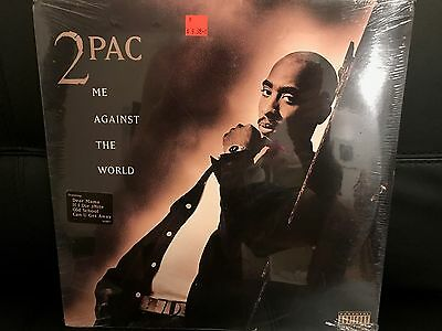 Tupac 2pac Me Against The World LP Vinyl Record 1995 BRAND NEW