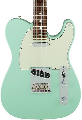 Fender Limited Edition American Standard Telecaster Rosewood Neck Surf Green