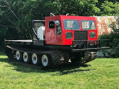 Go Tract Gt 3000 Track Machine Flatbed Ultimate All Terrain Vehicle