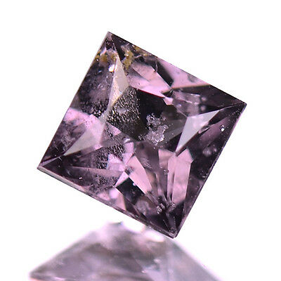 1.22 Ctw Blasting Color New to Auction Natural Pink Spinel