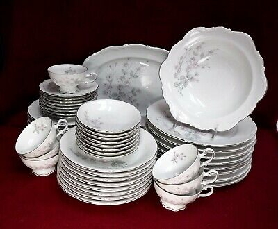 MITTERTEICH china Bavaria Germany FRAGRANCE pattern 6-Piece Place Setting