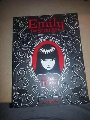 Emily the Strange Watch and The Lost Days Book