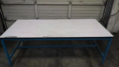 """Large 96""""x 42"""" Heavy Duty Lab Table"""
