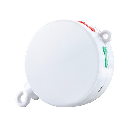 [Update Version] VicTsing Battery-operated Baby Bedding Musical Mobile Music Box