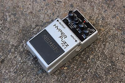 Vintage Boss FZ-2 Hyper Fuzz Rare Superfuzz Effects Pedal