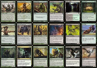 Imperious Infect | MTG Magic The Gathering Modern Green Black 60 Card Deck Lot