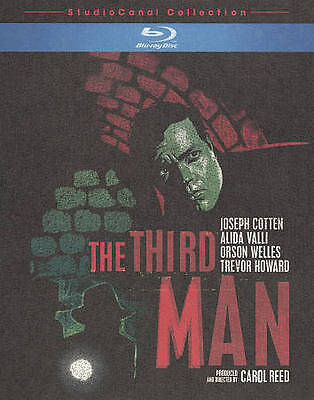 BRAND NEW! FACTORY SEALED! The Third Man [Blu-ray] 2010