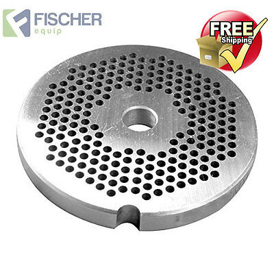 """new"" Mincer - Grinder Cutting Plate 4Mm For #22 Mincer - Other Sizes Available"