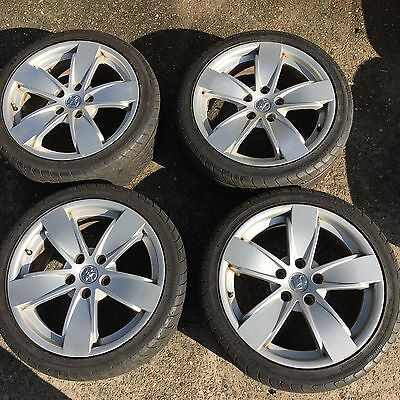 Holden Vy Vz SS 18 Inch Wheels And Tyres