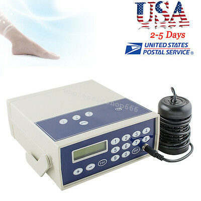【US 】Professional Ionic Detox Foot Bath & Spa Chi Cleanse Machine For Health