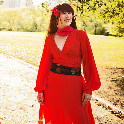 The Most Wuthering Heights Day Ever Kate Bush Dance Complete Costume