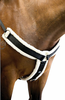 Fleece + Nylon Western Breastplate/ Breast Plate Cob/full New