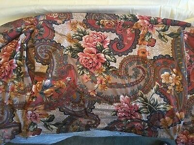 King Size Bed Valance