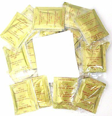 10x Gold Premium Detox Foot Patches Pads- Health Toxins Welfare Immune System