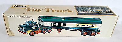 Vintage 1977 Hess Toy Truck - Mint in Box