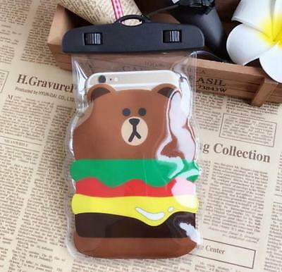 Phone Waterproof Bag Underwater Mobile Phone Bag Case Cover Dry Pouch