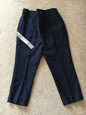 Boys Navy Next Trousers 18- 24 Months
