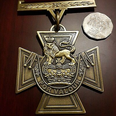 Victoria Cross Australia Medal Large  (not badge/ police) AFD WW1 WW2 Army ADF