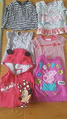 Bundle of clothes Girl 2-3 years.Next Peppa