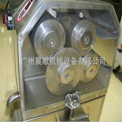Stainless Steel Four Sticks Automatic Export Export Sugar Cane Juice Machine