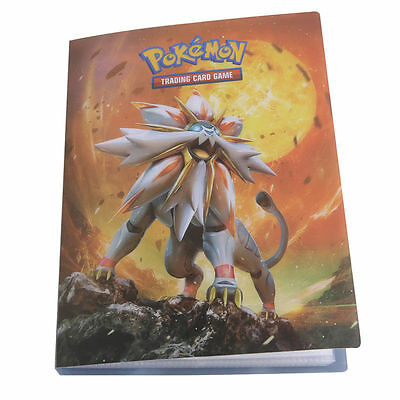 Ultra Pro Sun Moon Pokemon Portfolio Trading Card Protection Folder Album Binder