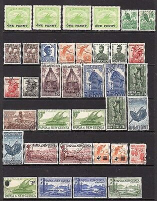 Papua New Guinea - 1911-1965 - mint/used collection