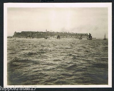 HELGOLAND, 1930, Foto vintage Photo, Helgoland in Sicht (34)