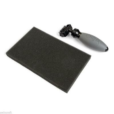 Sizzix Accessory - DRY BRUSH & FOAM PAD For Wafer Thin Dies 660513