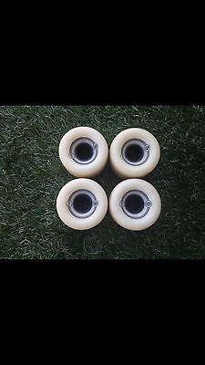 4 Skate Co Softies 82a Skateboard Wheels