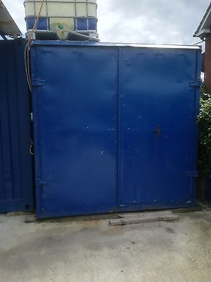 10ft x 8ft Container - secure - waterproof - best value - anti vandal