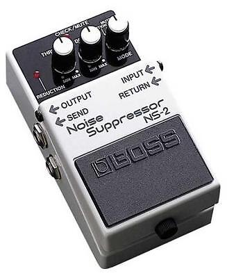 Pedale Boss NS2 Noise Suppressor Nuovo!!!