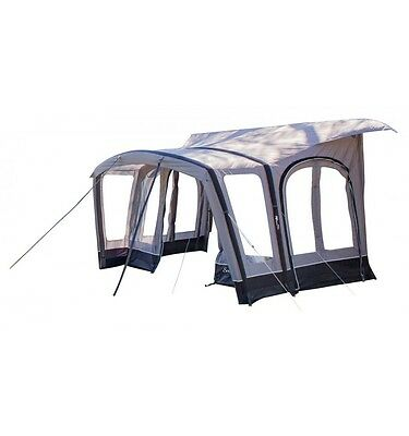 Vango Sonoma 350 Inflatable Caravan Porch Awning 2017 Clearance Airbeam & Pump