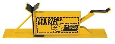 The Other Hand Multipurpose Door Fitting Clamp Holder Grip Builder Tradie Tool
