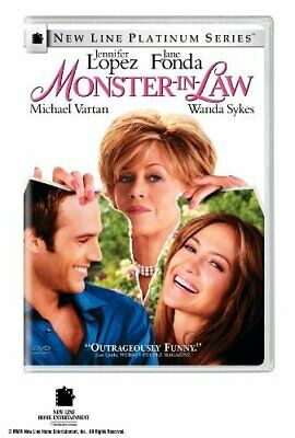 Monster-in-Law (New Line Platinum Series DVD