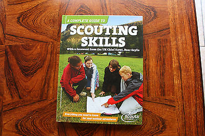 A Complete Guide To scouting Skills Book