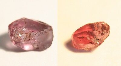 4.49ct Colour Change Garnet Rough - CleanTanzanian Gem Rough