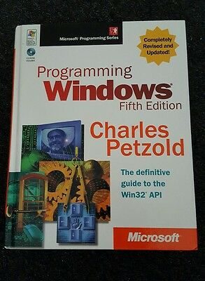 Programming Windows Fifth Edition by Charles Petzold