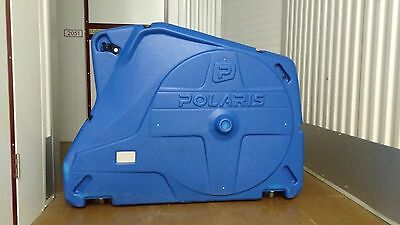 Polaris bike box, hard shell