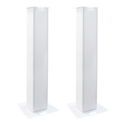 Equinox 1.5m DJ Plinth Kit (Pair) DJ Lighting Speaker Stand Scrim Inc Warranty