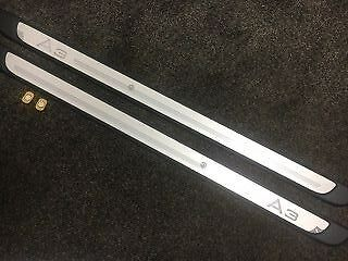 Genuine Audi Accessory A3 3dr Illuminated Door Sill Trim Plates 2013>2017