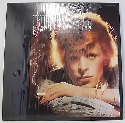 "DAVID BOWIE : YOUNG AMERICANS Vinyl LP Album 33rpm 12"" Italian Excellent+"