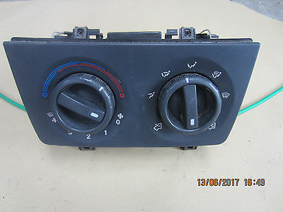 2007 Peugeot Boxer Relay Ducato Heater Air Controller Panel Unit (07-On)